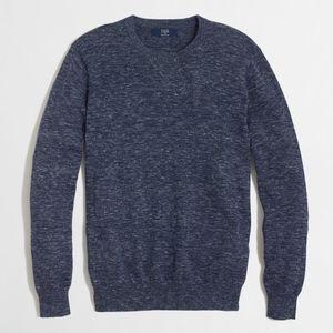 Men's  J. Crew Heathered Sweatshirt Sweater